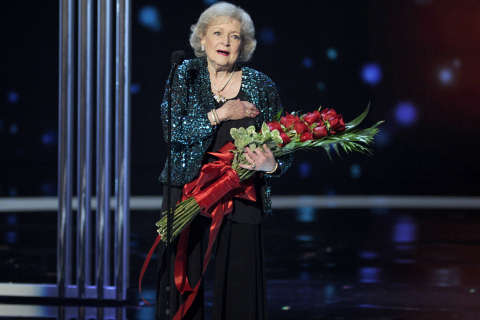 Photos: Betty White turns 95