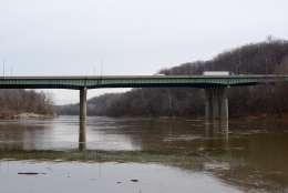 Capital Beltway I-495 American Legion Bridge
