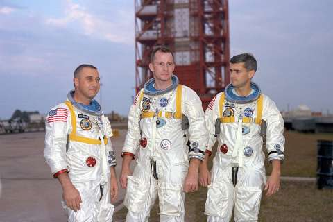 Remembering NASA astronauts who've lost their lives