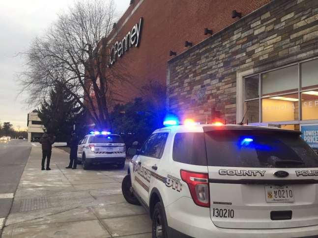 Image result for Police release name of 1 victim in double homicide at Md. mall