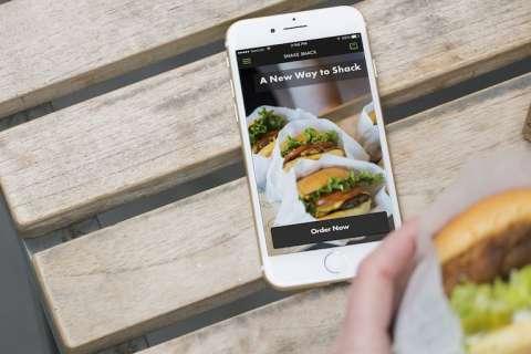 Shake Shack giving away burgers to app users