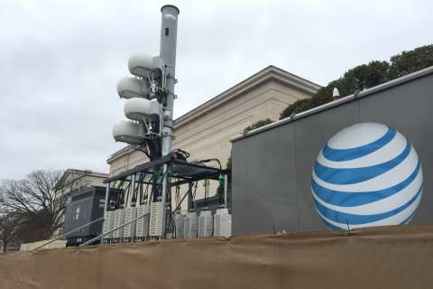 Headed to the inauguration? What will cell service be like?