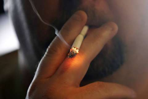 New survey finds 14 percent of Virginians are smokers