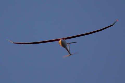 Falls Church company sets drone endurance record