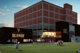 Last year's legislation, which has angered beer makers, was approved mainly to lure a Guinness brewery to Baltimore County. That brewery is set to open later this year. (Courtesy Guinness)