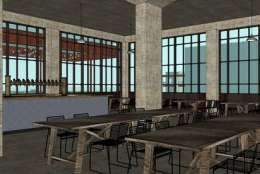 Construction is expected to start this spring, with the brewery open this fall. (Courtesy Guinness)