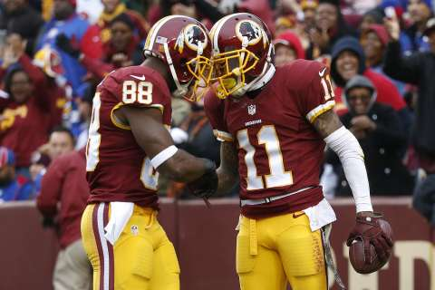 Redskins enter offseason with plenty of questions