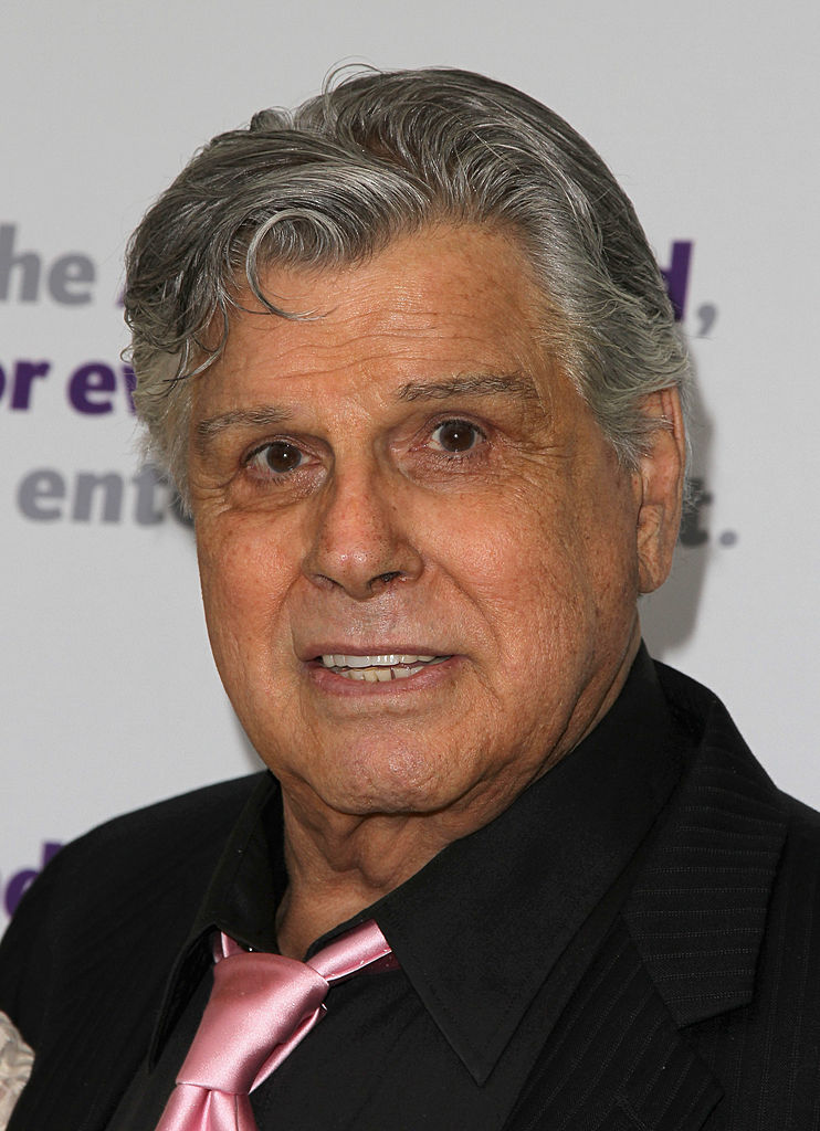 FILE --  Actor Dick Gautier   arrives at The Actors Fund's 15th Annual Tony Awards Party  on June 12, 2011 in Los Angeles, California.  (Photo by Valerie Macon/Getty Images)