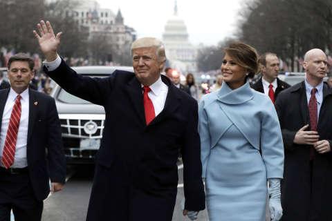 Photos: Inauguration Day Parade