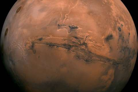 Mars mission to study planet's interior launches in May