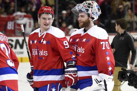 Washington Capitals' midseason report