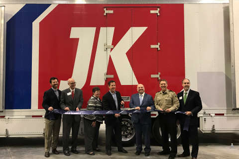 JK Moving's new warehouse adds jobs, more to come