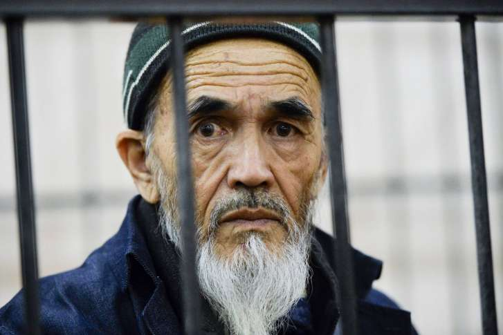 Kyrgyz Court Confirms Life Sentence for Journalist