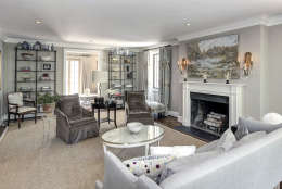 a view of the kitchen and breakfast area of the obamas new house in the kalorama area of northwest dc courtesy mcfadden group - New House Inside