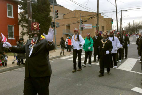 Photos: Scenes from the Dr. Martin Luther King, Jr. Parade