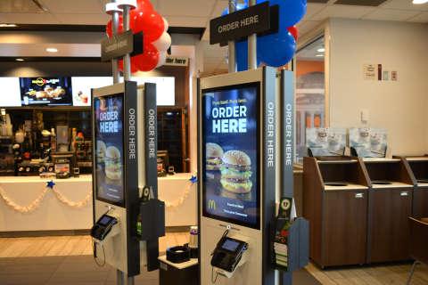DC tastes McDonald's of the future