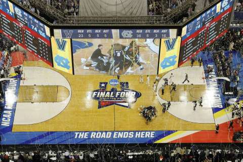 Where to watch 2017 NCAA Tournament games