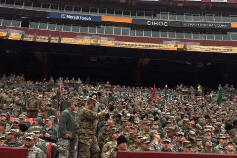 Thousands of National Guard members deputized ahead of inauguration