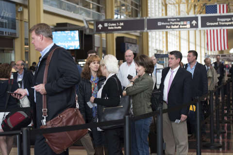 Area airports plan for congestion, tighter security for inauguration