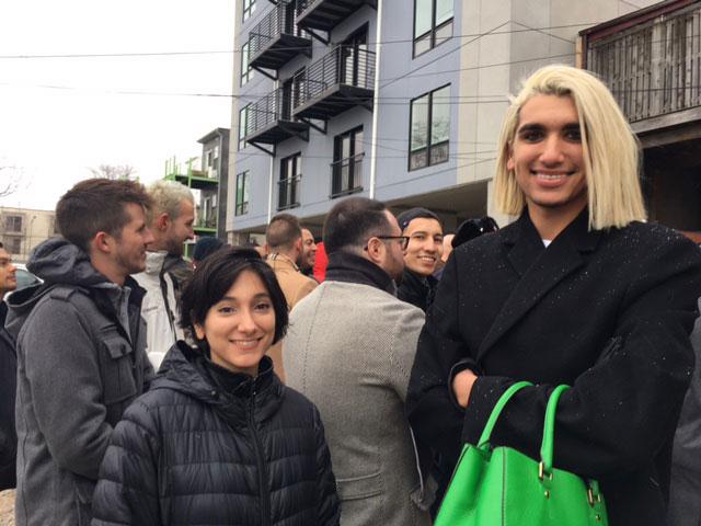 Lesbian homeless women