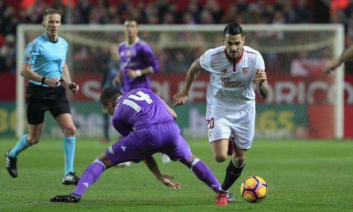 Real Madrid's 40-Match Unbeaten Run Ends After Defeat to Sevilla