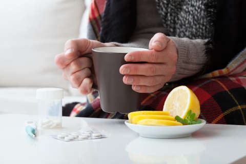 Diet can help ward off cold, flu bugs