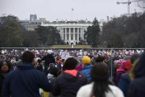 ACLU raises concerns about Inauguration Day arrests