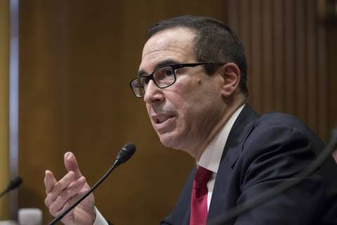 GOP changes rule to back Price, Mnuchin