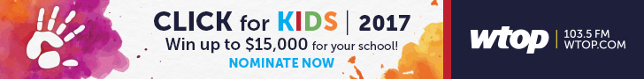 Click for Kids Contest banner