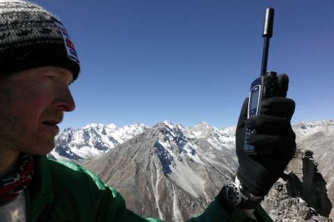 How Va. adventurer's phone helped claim world-record climbs in Nepal