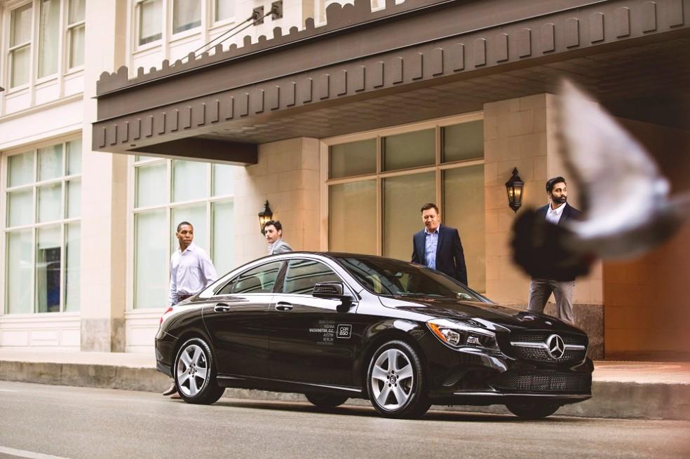 Car2go Upgrades Dc Fleet With Mercedes Benz Wtop