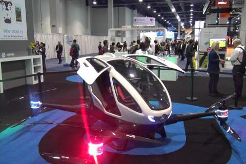Emotion-driven vehicle AI, driverless transit among auto innovations at CES