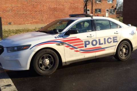 VIDEO: DC police search for homicide suspects