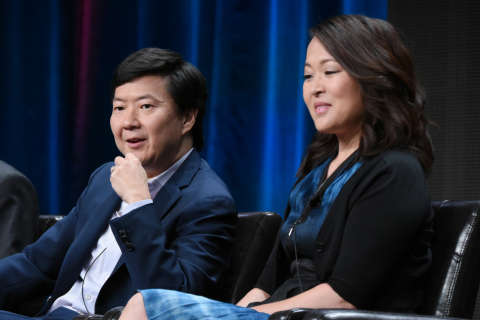 'Hangover' & 'Curb' stars discuss TV marriage on ABC's  'Dr. Ken'