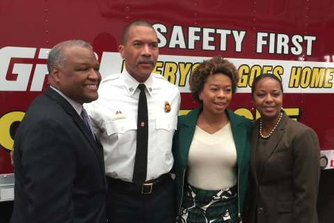 Meet Prince George's County's new fire chief