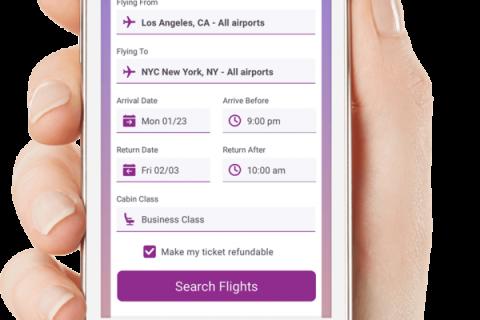 Priceline founder's DC-based travel site makes public debut