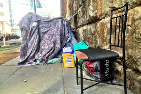 Homelessness in DC much higher than other cities, says survey