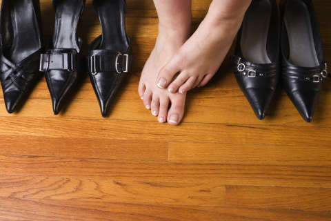 Preventing and treating bunions