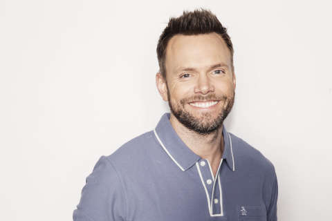Joel McHale shares secrets to comedy success in new book