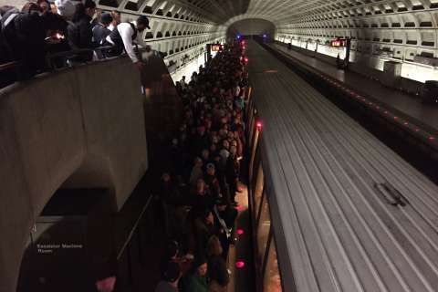 How Metro handled inauguration and Women's March