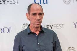 Miguel Ferrer attends the at 2015 PaleyFest Fall TV Previews at The Paley Center for Media on Friday, Sept. 11, 2015, in Beverly Hills, Calif. (Photo by Paul A. Hebert/Invision/AP)