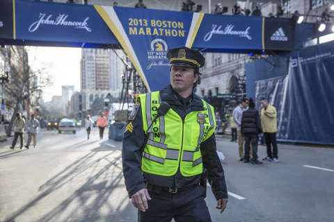 Review: 'Patriots Day' is intense, inspiring, albeit a bit too soon