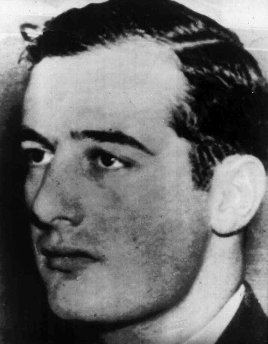 Swedish diplomat and World War II hero Raoul Wallenberg  is shown in this undated handout photo. Russia for the first time conceded Friday, December 22, 2000, that Soviet authorities wrongfully persecuted Swedish diplomat Raoul Wallenberg, who saved tens of thousands of Jews from being sent to Nazi concentration camps before dying in a Soviet prison. (AP Photo/Pressens Bild)