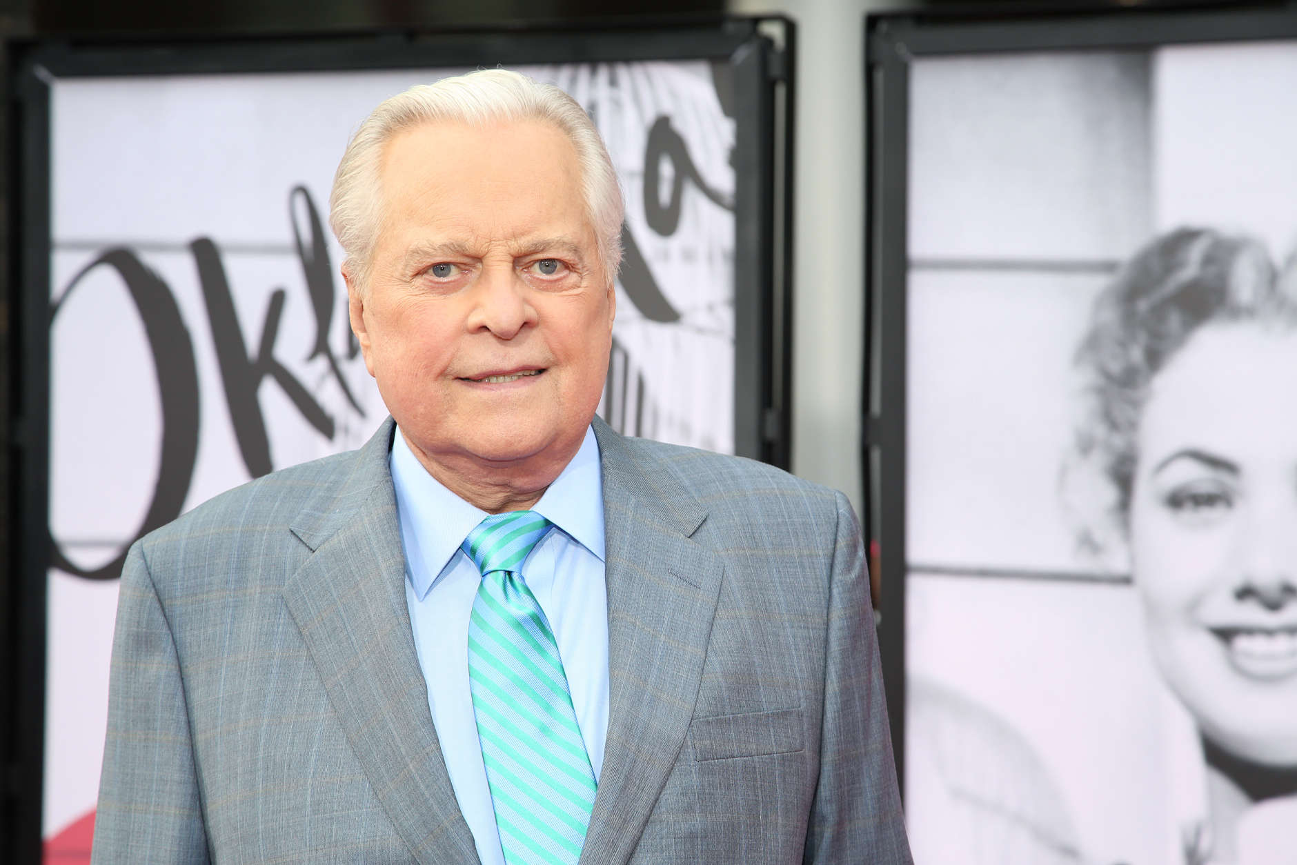 Robert Osborne arrives at 2014 TCM Classic Film Festival's Opening Night Gala at the TCL Chinese Theatre on Thursday, April 10, 2014 in Los Angeles. (Photo by Annie I. Bang /Invision/AP)