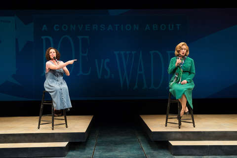 'Roe' explores Roe v. Wade abortion case at Arena Stage