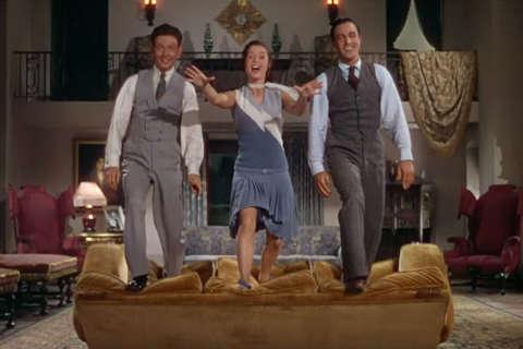 Debbie Reynolds, 'Singin' in the Rain' return to movie theaters