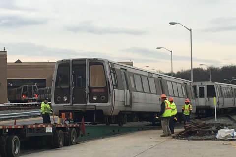 Metro says so long to its most troubled rail cars