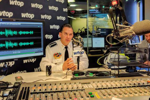 DC mayor makes it official: Newsham for police chief