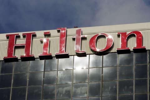 Hotel giant Hilton shortening its name