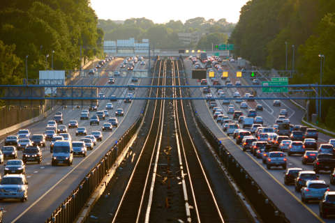 How will side roads be impacted by new I-66 tolls inside the Beltway?